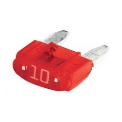 Littelfuse - 0997010.WXN - Fuse, Automotive, Fast Acting, 10 A, 58 V, 10.9mm x 3.8mm x 8.8mm, MINI 997 Series