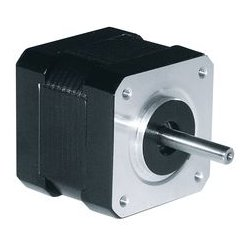 Lin Engineering - 4118S-02D-23RO - Stepper Motor, Power Step, High Torque, Bipolar, 0.32 N-m, 1.3 A, Two, 2.8 ohm, 3.6 mH
