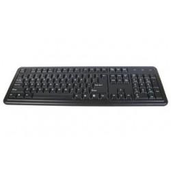 MCM Electronics - 83-11770 - Keyboard, Black