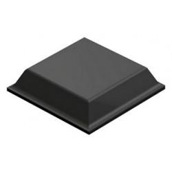 3M - SJ-5008 GRAY - Bumper / Feet, Square, Grey, 3.1 mm, PU (Polyurethane), Adhesive, Bumpon SJ5000 Series