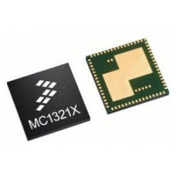 Freescale Semiconductor - MC13212 - ZigBee/802.15.4 Modules 2480MHz 250Kbps 71-Pin LGA Tray