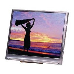 Lumex / ITW - LCT-H320240M35W - TFT LCD, 3.5 , 320 x 240, QVGA, Landscape, RGB, 3.3V