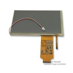 Lumex / ITW - LCT-H800480M70W1T - TFT LCD, 7 , 800 x 480, WVGA, Landscape, RGB, 3.3V