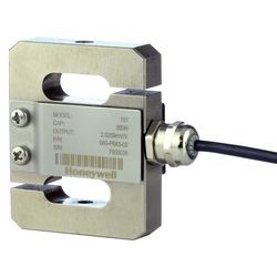Honeywell - 060-P666-01 - Load Cell, S-Beam, Tension / Compression, Steel, Model 151, 2040 kg, 10 Vdc, -20 C to 80 C
