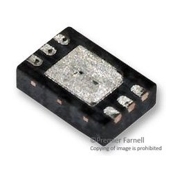 Intersil - ISL76671AROZ-T7A - Ambient Light Sensor, Aec-q100, Odfn-6