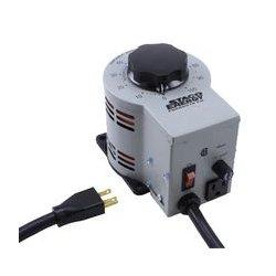 Staco Energy - 3PN1210B - Variable Transformer, Plug In, 120 VAC, 120 VAC, 12 A, 12 A, CW