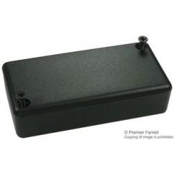 Hammond Manufacturing - 1551KBK - Plastic Enclosure, Miniature, IP54, Handheld, ABS, IP54, 80 mm, 40 mm