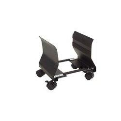 Pro Signal - 83-17543 - Wheeled Cpu Holder Black
