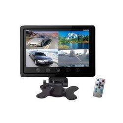 Pyle / Pyle-Pro - PLHRQD9B - Pyle PLHRQD9B 9 Active Matrix TFT LCD Car Display - Black - 640 x 234 - Headrest-mountable