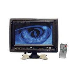 Pyle / Pyle-Pro - PLHR76 - Pyle PLHR76 7 LCD Car Display - Gray - 1440 x 234 - Headrest-mountable