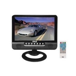 Pyle / Pyle-Pro - PLMN7SU - Pyle PLMN7SU Car Flash Video Player - 7 LCD - MP4, AVI, DivX - SD, MultiMediaCard (MMC), Memory Stick - USB