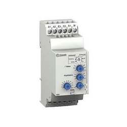 Crouzet / CST - 84871130 - Current Monitoring Relay, HIH Series, SPDT, 5 A, DIN Rail, 250 VAC, Screw