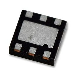 ON Semiconductor - FPF1005 - Power Load Switch, IntelliMAX, High Side, Active High, 1 Output, 5.5V, 1.5A, MLP-6
