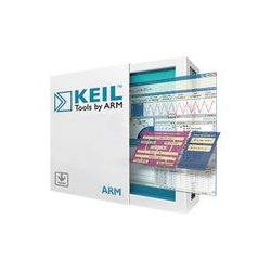 Keil - CA51-LC - Keil CA51 8051 Compiler Assembler Kit, Node Locked, Download