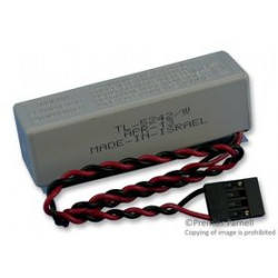 Tadiran Batteries - TL-5242/W - Battery, 3.6 V, Lithium, 2.1 Ah, Connector