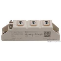 Semikron - SKKT 57/16 E - Thyristor / Diode Module, Series Connected, 50 A, 1600 V