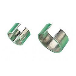 TE Connectivity - 745508-2 - D Sub Ferrule, D Sub Connectors and Backshells, Aluminium Body, 5.59 mm