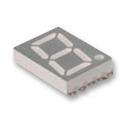 Lumex / ITW - LDS-SMHTA5602RISUG - 7 Segment LED Display, InfoVue, Green, 20 mA, 2.25 V, 4.5 mcd, 1, 14.22 mm