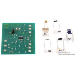 Microchip - ADM00375 - Evaluation Board, 1.2MHz, 16V, Operational Amplifier