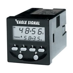 Veeder-Root - B856-500 - Timer, B856 Series, Multifunction, 0.01 s to 9999 h, DPDT Output, 24 to 240 Vac