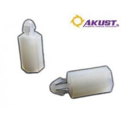 Akust Technology - AV01-0041-AKS - Nylon PCB Spacer Support M3 x 10