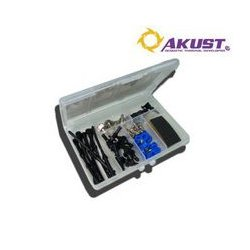 Akust Technology - AV05-0000-AKS - Anti-vibration Kit Pro 6 Piece Kit