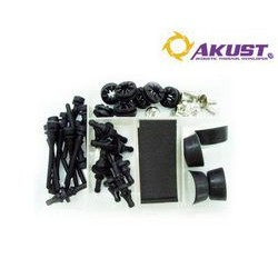 Akust Technology - AV05-0001-AKS - Anti-vibration Kit 5 Piece Kit
