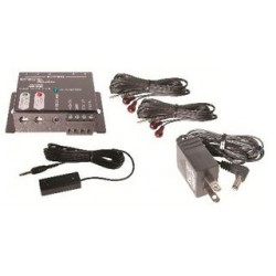 MCM Electronics - 50-14850 - Target Hub and 4 Emitters Complete IR Repeater Kit