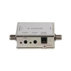 MCM Electronics - 50-14895 - IR Over Coax Coupler, With Power Supply