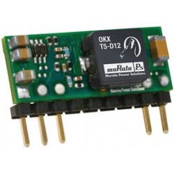Murata Power Solutions - OKX-T/5-D12N-C - Non Isolated POL DC/DC Converter, Okami, 25 W, 750 mV, 5.5 V, 5 A, Adjustable, DOSA