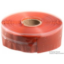 TE Connectivity - 608036-1 - Tape, Fusion, Self Amalgamating / Bonding, Silicone Rubber, 24.5 mm, 1 , 10.97 m, 36 ft