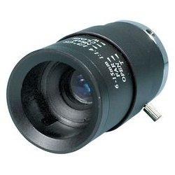 Defender Security - 82-10265 - CCTV Camera Lens, Manual Iris, Varifocal 6-15mm, 1.6F Aperture, 52 to 23 Viewing Angle