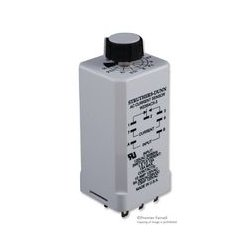 Struthers-Dunn - W235ACX-3 - Current Monitoring Relay, 235 Series, SPDT, 10 A, Socket, 120 VAC, Quick Connect