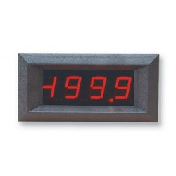 Lascar Electronics - DPM 40 - Panel Display, LED, 3.5 Digits, 5 Vdc, Programmable