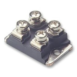 IXYS - DSEI2X101-06A - Diode Module, 600 V, 96 A, 1.25 V, Dual Isolated
