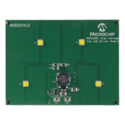Microchip - ARD00410 - Demonstration Kit, High-Voltage Single-Inductor Cuk LED Driver, 1 Output, MCP16301