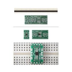 SchmartBoard - 204-0007-01 - EZ 0.5mm Pitch SOIC to DIP Adapter
