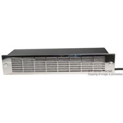 Hammond Manufacturing - HB2160A - Enclosure Cooling, Rack Mount Intake Blower, HB Series, Steel, 88.9 mm, 431.8 mm, 176.28 mm