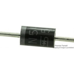 Multicomp - 1N5408 - Standard Power Diode, 1 kV, 3 A, Single, 1.2 V, 200 A