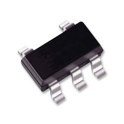 Microchip - MIC5365-3.3YC5-TR - LDO Voltage Regulator, Fixed, 2.5V to 5.5V in, 180 mV drop, 3.3V/150 mA out, SC-70-5