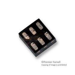 STMicroelectronics - ECMF02-2AMX6 - Common Mode Filter 6-Pin UQFN T/R (MOQ = 3000)