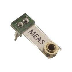 TE Connectivity - 1005939-1 - Vibration Sensor, MiniSense 100, Cantilever Type, 260 pC/g, Horizontal Mount