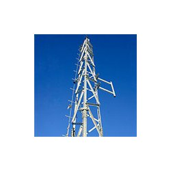 Trylon - 5.95.0200.050 - Assembled 50' S200 SuperTITAN Self-Supporting Tower (Sections 2-6) c/w 5' Foundation Kit