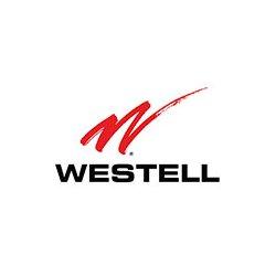 Westell Technologies - A90-VECPLSC1 - VECPLSC1 VirtualEdge Fiber Coupler with SC connectors, Qty 1/bag