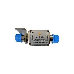 Citel - CXP09-B-FF - Citel Hybrid DC Blocked Coaxial Surge Protector, 125-1000MHz, 25W, BNC F/F, SOI