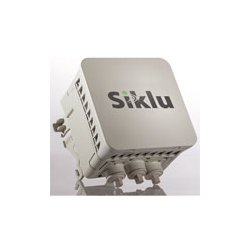 Siklu Communication - EH-710TX-ODU-EXT - EtherHaul-710TX 71-76GHz TDD PoE ODU with Adapter for External Antenna. 700Mbps upgradable to 1Gbps. Ports: 3xCopper (PoE-In & 2xPoE-Out)