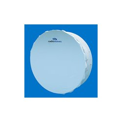 Radio Waves - HPD8-59 - 8' (2.4m) High Performance Dish Antenna, 5.925-6.425GHz, Dual Polarized, CPR137G Flange, SOI