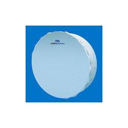 Radio Waves - HPD8-59 - 8' (2.4m) High Performance Dish Antenna, 5.925-6.425GHz, Dual Polarized, CPR137G Flange, SOI