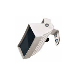 Videotec - IRH10H9A - GEKO IRH Infrared LED Illuminator 10deg., 12-24VAC/VDC, 940nm, includes wall mount