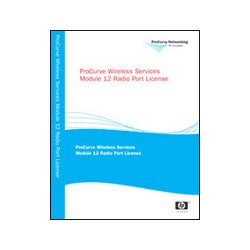 Hewlett Packard (HP) - J9053A - HP Procurve Wireless Service Module - License - 12 Radio Port